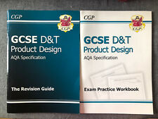 CGP GCSE D&T AQA Revision Guide & Practice Workbook (A*-G Course)