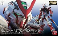 RG Real Grade #19 Gundam Seed Astray Red Frame 1/144 model kit Bandai