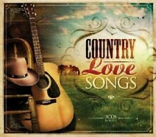 VARIOUS ARTISTS - COUNTRY LOVE SONGS [MUSIC BROKERS] (NEW CD)