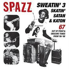 Spazz - Sweatin' 3: Skatin', Satan And Katon (NEW CD)
