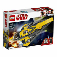 Lego Star Wars Anakin's Jedi Starfighter (75214) BRAND NEW
