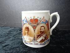 Grimwades Commemorative China Mug - George V - 1911 Coronation.