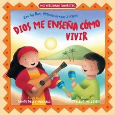 Dios me enseña como vivir (Spanish Edition) (Mis Versiculos Favoritos)
