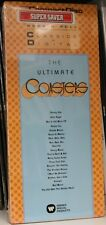 The Ultimate Coasters by The Coasters (CD, Warner Special Products) LONG BOX