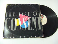 Bronski Beat – The Age Of Consent - Disco 33 Giri LP Album Vinile ITALIA 1984