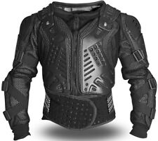 Protektorenhemd Protektoren Hemd Jacke Protektor Armour Jacket Brustpanzer L
