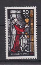 WEST GERMANY MNH MINT STAMP DEUTSCHE BUNDESPOST 1977 CHRISTMAS EX SG MS1845