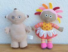 Makka Pakka & Upsy Daisy Talking Soft Toy Plush In The Night Garden Cbeebies