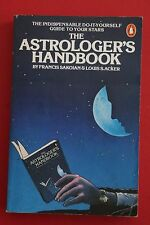 THE ASTROLOGER'S HANDBOOK by Frances Sakoian & Louis S. Acker (Paperback, 1981)