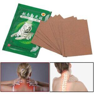 Joint Back Shoulder Neck Pain Curative Plaster Tiger Patch Medical Health Care