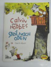 Calvin und Hobbes # 6 stein nach oben Watterson Krüger Softcover KF 1