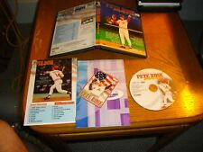 Pete Rose - Playing To Win (DVD, 2003)