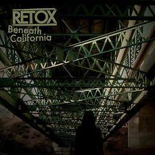 RETOX - BENEATH CALIFORNIA  VINYL LP + DOWNLOAD NEU