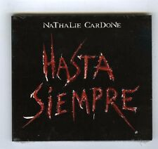 MAXI CD SINGLE PROMO(NEUF)NATHALIE CARDONE HASTA SIEMPRE