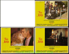 THE JERK Original Lobby Card 11x14 Size Movie Poster SET OF 3 CARDS STEVE MARTIN