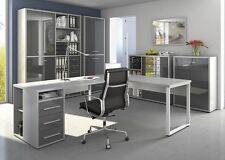 Arbeitszimmer Büro Büroeinrichtung Büromöbel MAJA Set+ Plus SET 8 in (PG/GG)