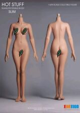 Edation Hot Stuff 1/6 scale Asian Female Nude body slim (MISB)