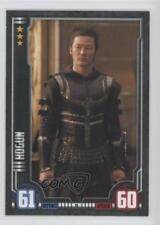2016 Topps Hero Attax Marvel Cinematic Universe European Hogun #70 1i3