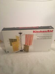 KitchenAid Pasta Drying Rack Attachment Silver Brand New