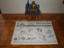 Power Rangers Mystic Force Solaris Knight To Legendary Locomotive 100% complet