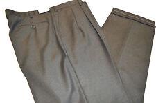 New BRIONI Mod Cortina Trouser 90%Wv 10%Ws Dress Pant  Size 36 Us 52 Eu (Cod 39)