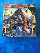 BRAND NEW LEGO Ninjago Movie Garmadon's Volcano Lair 70631