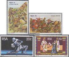 Zuid-Afrika 581-582,583-584 (compleet.Kwestie.) postfris MNH 1981 Battle op Amaj