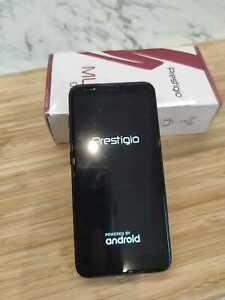 "Muze F5 LTE 5.5"" IPS HD Quad Core Dual SIM Smartphone, 2GB 16GB, black PRESTIGIO"