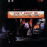 "ELTON JOHN ""DON´T SHOT ME I´M ONLY..."" CD NEUWARE"