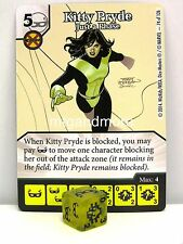 Marvel dice Masters - #074 Kitty Pryde just a fase-the Uncanny X-Men