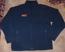 NEW NCAA Virginia Cavaliers Soft Shell Summit Jacket Coat Men XL Blue NEW NWT