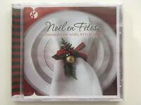 Noël en fêtes CD NEUF SOUS BLISTER 16 classiques de Noël style jazz au piano