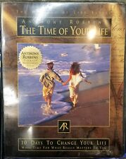 Anthony Tony Robbins The Time of Your Life Time & Management System VHS  NEW