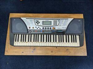 Yamaha PSR-340 Music Sampler, Keyboard, Synthesizer. Rare Collector's Item.