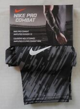 Nike Unisex Pro Combat Amplified Shiver 2.0 Arm Sleeves Size OSFM New