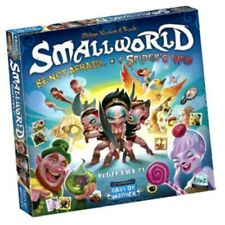 Games: Small World Power Pack 1 – Be Not Afraid – Spiders Web