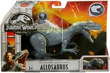 Mattel FNG98 Jurassic World Velociraptor-Gris Y Azul