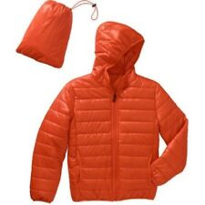 Bocini Boys Lightweight Packable Puffer Jacket Included A Travel Pouch 10/12