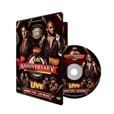 Official ROH Ring of Honor - 16th Anniversary 2018 Event DVD