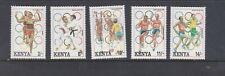KENYA  1992 OLYMPICS MNH SET OF STAMPS