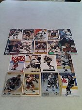 *****Rick Tocchet*****  Lot of 160+ cards.....84 DIFFERENT / Hockey