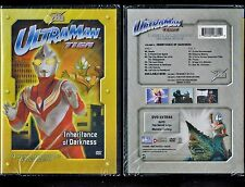 Ultraman Tiga-Vol. 4: Inheritance of Darkness-Brand New Rare, Out Of Print DVD