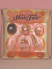 RARE Hair fair blonde Vintage Barbie center eye no lashes 1974 MIB