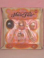 RARE Hair fair blonde Vintage Barbie center eye no lashes 1974 MIB