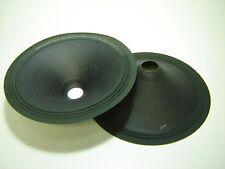"""Pr. 12"""" Paper Speaker Cones -- Recone Parts -- 1241"""
