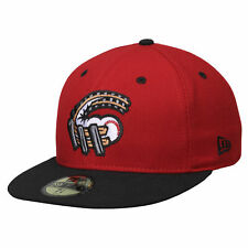 Altoona Curve New Era Authentic 59FIFTY Fitted Hat - Red/Black
