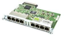 Cisco Modulo Gigabit Ethernet Switch 8 porte EHWIC-D-8ESG Interface Module