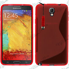 COVERS CASE COVER TPU SILICONE S-LINE SAMSUNG GALAXY NOTE 3 III NEO DUOS N7502