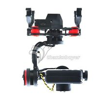 HMG MA3D 3-Axis Brushless Gimbal Kits f/ Mobius Action Camera 808 Multirotor FPV