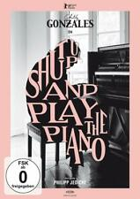 Chilly Gonzales - Shut Up And Play The Piano DVD NEU + OVP!